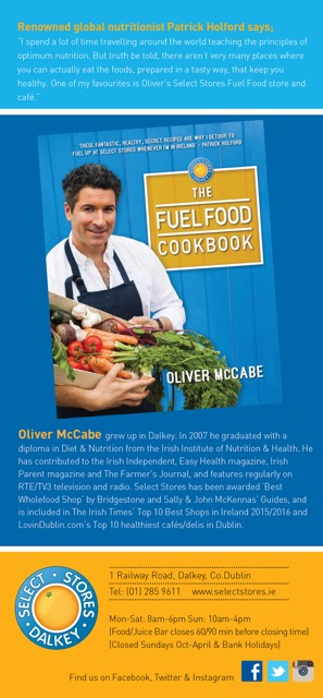 Fuel Food Cookery Demos